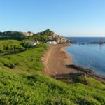 Cala Pregonda ou la plage atypique de Minorque