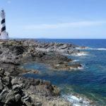 Favaritx ou le phare en pleine réserve naturelle de Minorque