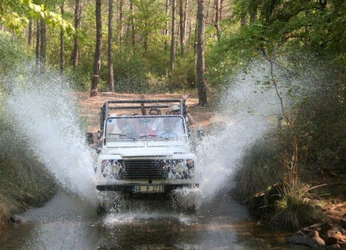 Jeep Safari Minorque
