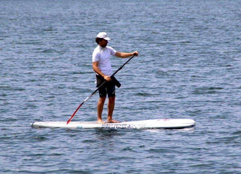 Paddle surf Minorque