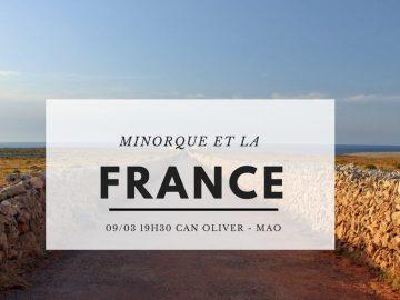 MINORQUE FRANCE