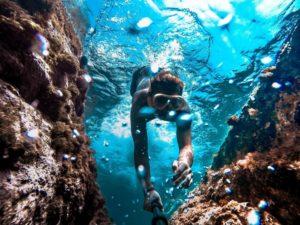 snorkeling minorque