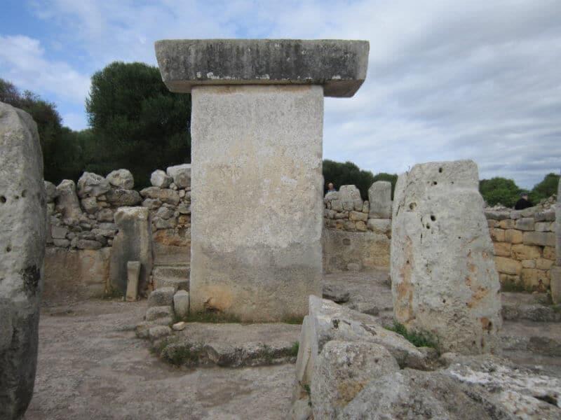 Taula | Visiter Minorque : Monuments Et Musées, Mon Guide | Incontournables Minorque