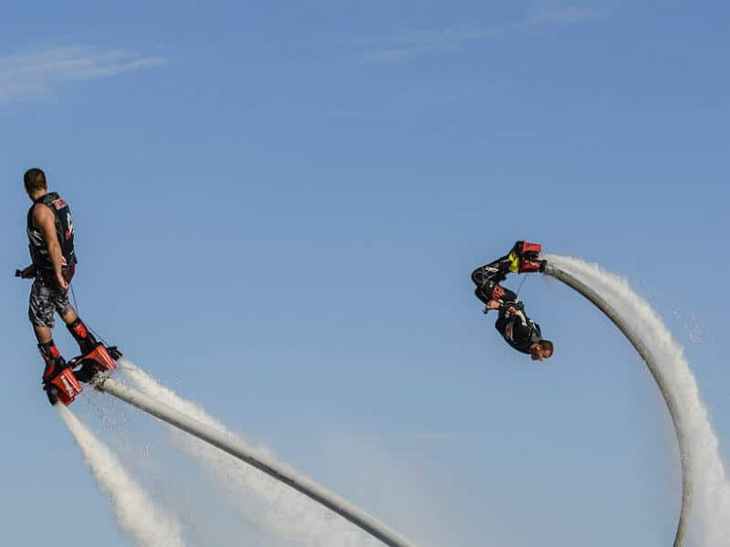 Flyboard Minorque : vous osez ?