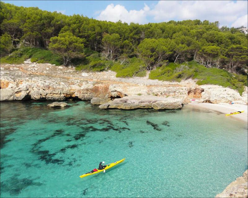 Kayak Minorque | Kayak Minorque : Toutes Les Infos Pratiques Et Mon Coup De Coeur | Que Faire à Minorque