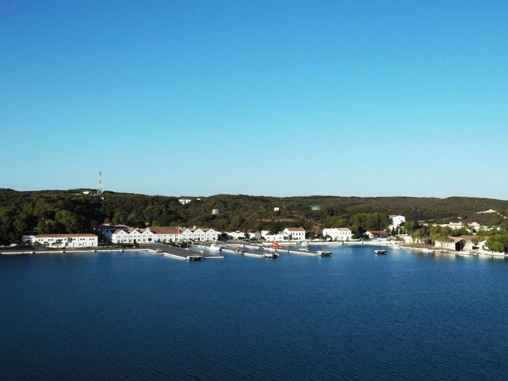 Base Naval Mahon | Mahon, Le Plus Beau Port De La Méditerranée | Visiter Minorque