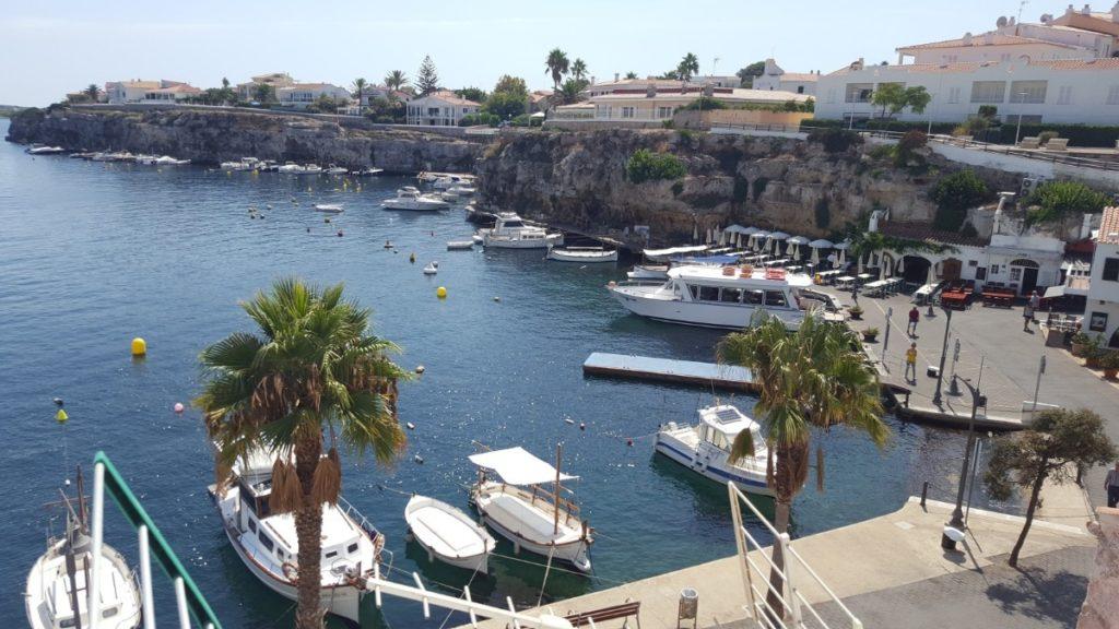 Cala Fonts | Mahon, Le Plus Beau Port De La Méditerranée | Visiter Minorque