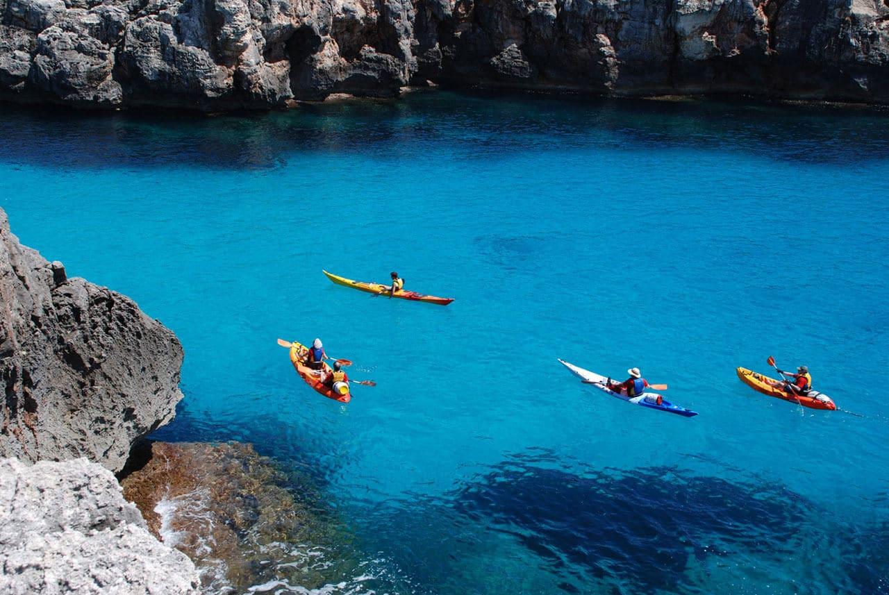 Kayak Menorca | Kayak Minorque : Toutes Les Infos Pratiques Et Mon Coup De Coeur | Que Faire à Minorque