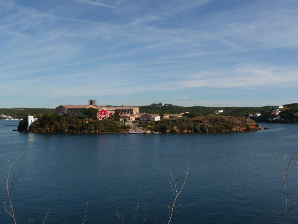 Isla Del Rey | Mahon, Le Plus Beau Port De La Méditerranée | Visiter Minorque
