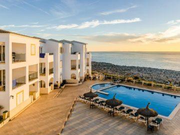 hotel Bord de Mer Minorque