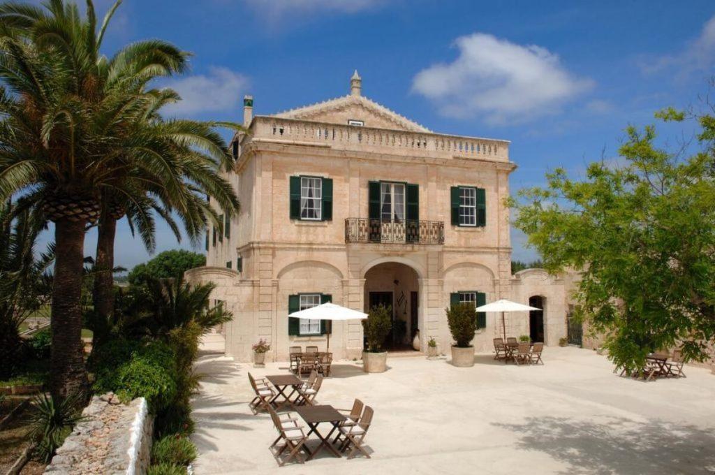 Hotel agro tourisme de Menorca
