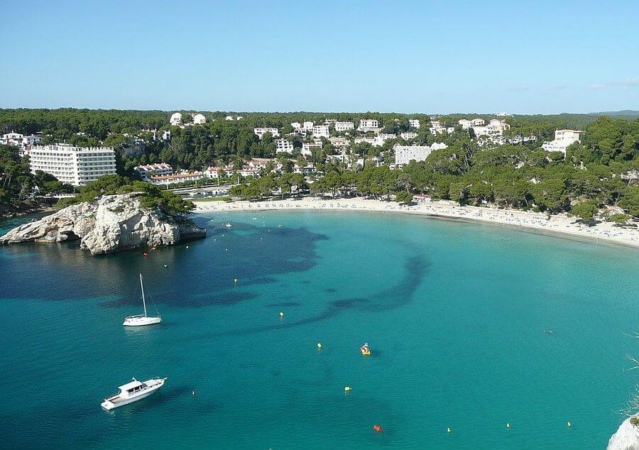 Cala Galdana, une magnifique crique de Minorque