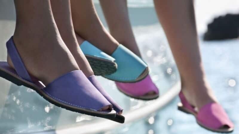 Avarcas, des sandales à la mode