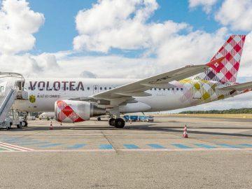 Volotea propose de nombreux vols vers Minorque