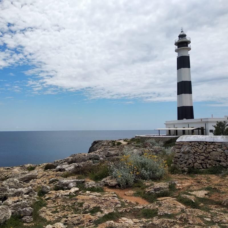 Cap D Artrux | La Route Des Phares De Minorque: Le Guide Pratique Des Meilleurs Spots. | Visiter Minorque
