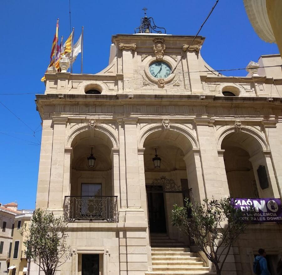 Office tourisme Minorque à Mahon
