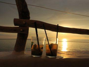 le plus beau coucher de soleil de Minorque