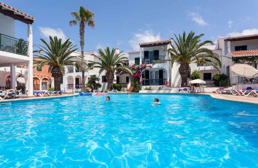Hotel Club Marmara Oasis Menorca