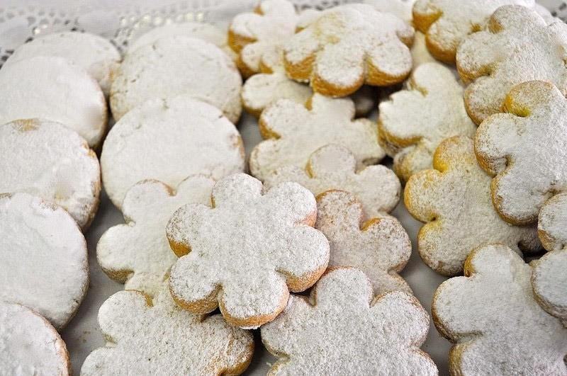 pastisets , une des nombreuse merveille de la pâtisseries et gastronomie de Minorque