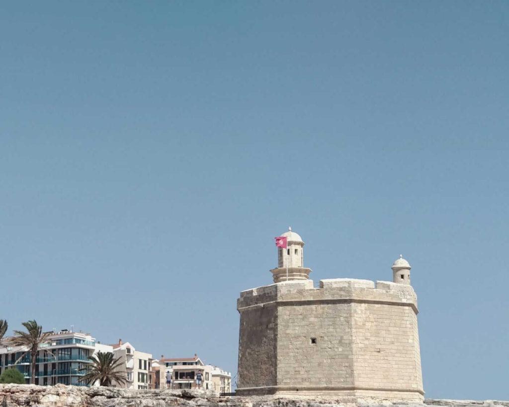 Castell Nicolau | Ciutadella De Menorca , Que Faire ? Que Visiter ? | Visiter Minorque