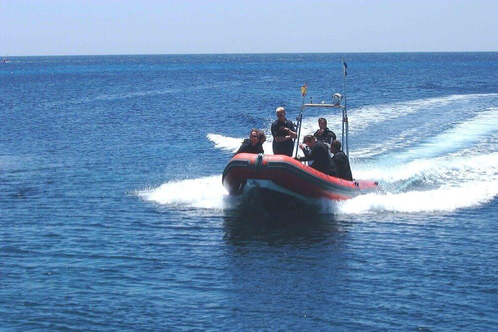 club-plongee à Menorca