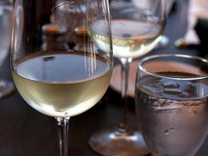 La barra de vins