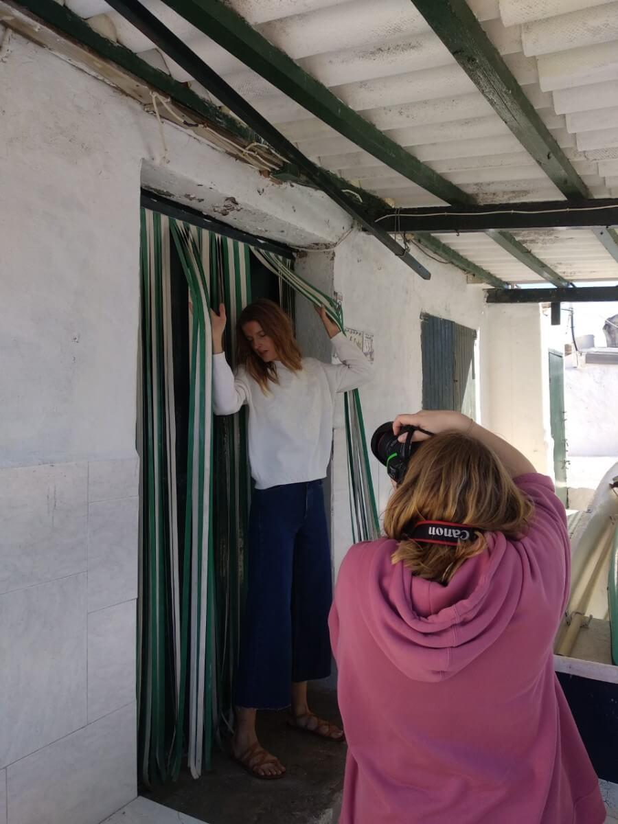 Sa Mesquida   Le Making Of D'un Shooting Mode Parisien à Minorque   Blog Minorque