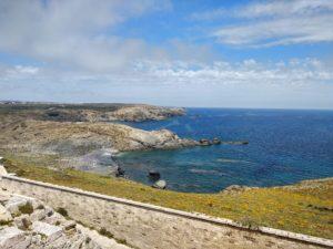 Fantastique vue depuis la Forteresse de La Mola