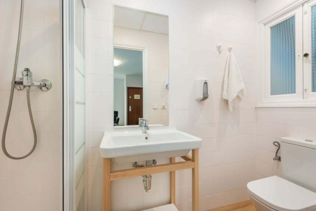 Salle De Bains | Hostal Jume Urban Rooms, En Plein Cœur De Mahon | Bons Plans Minorque
