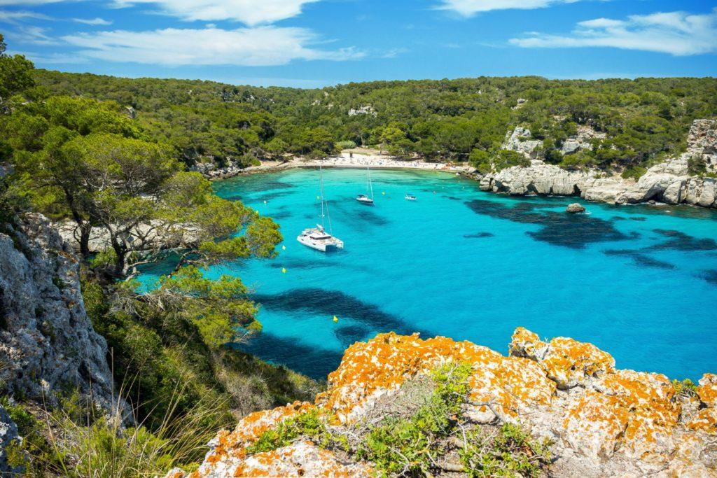 Cala Macarella Menorca | Cat Header - Plages