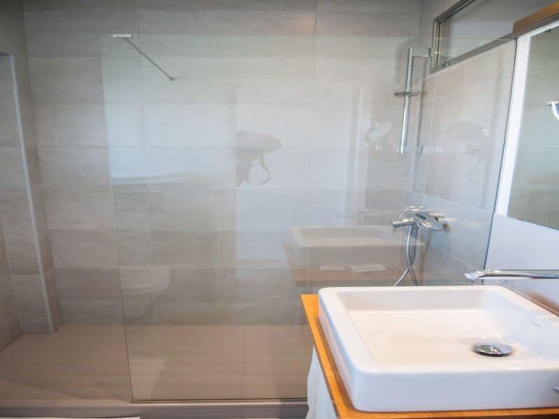 Salle de bains Hostal La Palma