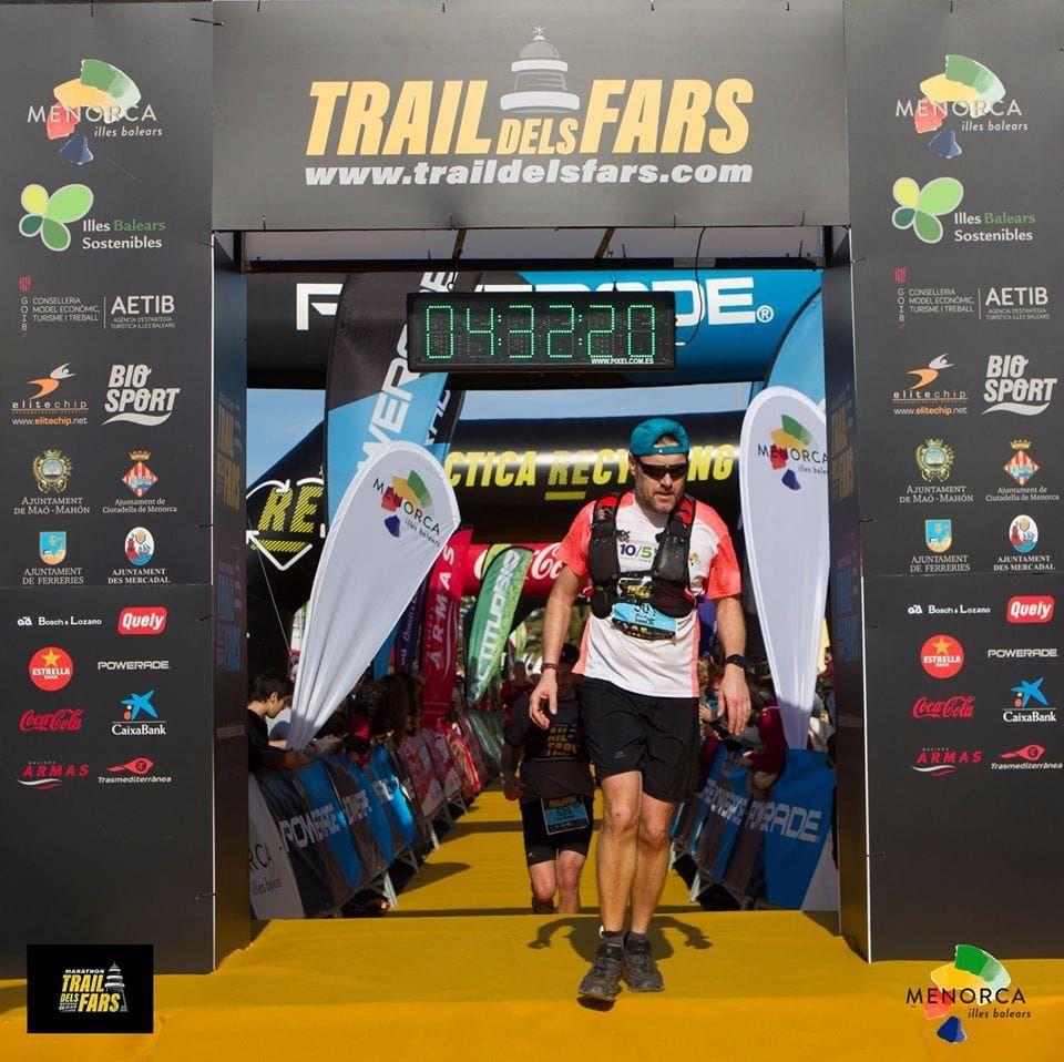 Trial Running Minorque Trail Dels Fars | Trail Running Minorque