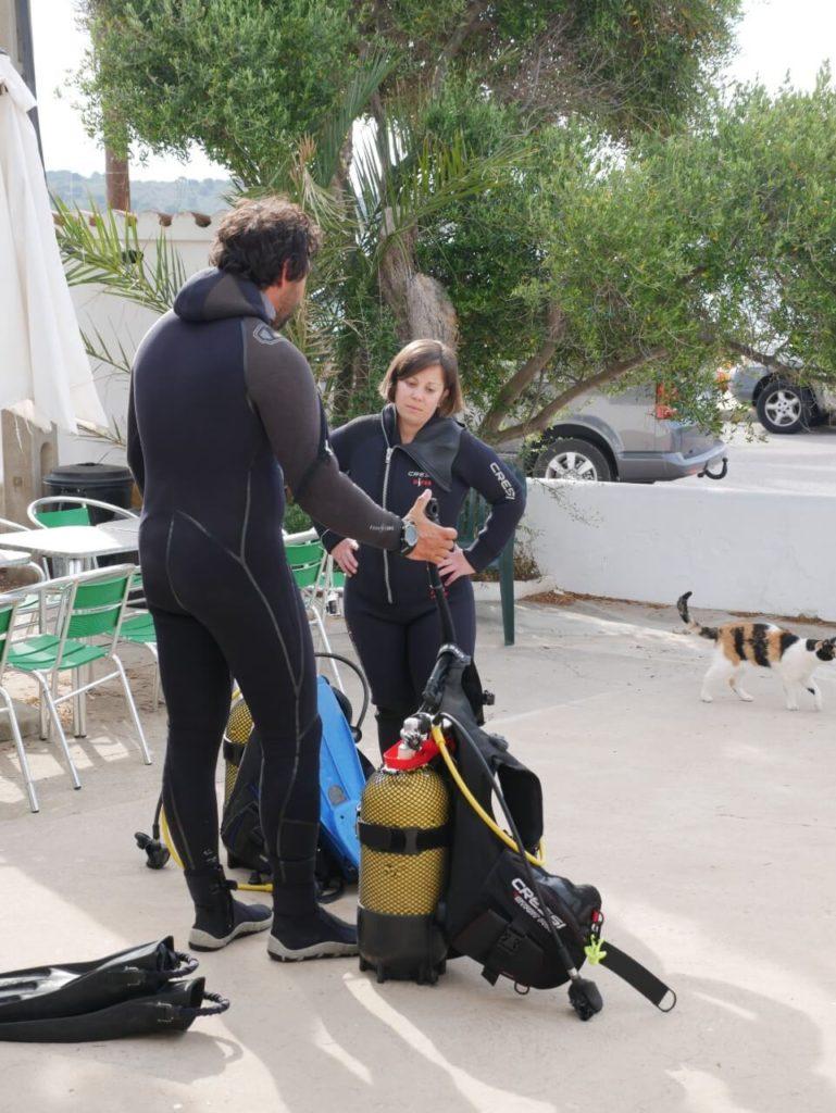 Div14 | Une Plongée En Pleine Réserve Marine ? Diving Fornells Sans Hésiter | Bons Plans Minorque
