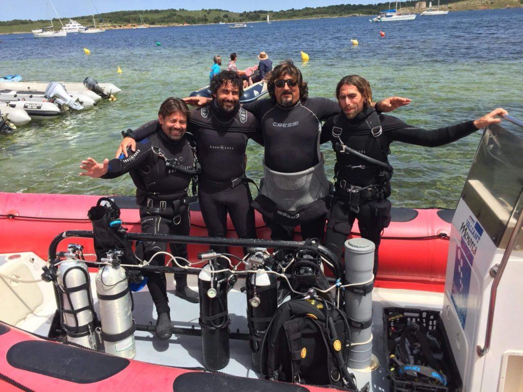 Div2 | Une Plongée En Pleine Réserve Marine ? Diving Fornells Sans Hésiter | Bons Plans Minorque