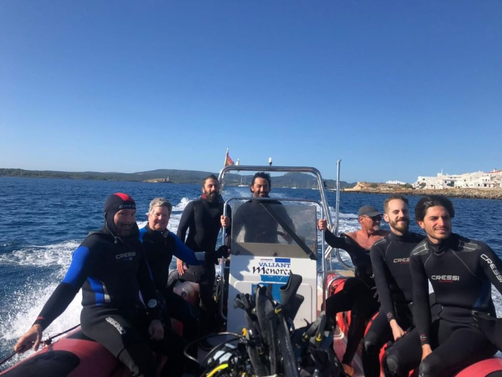Div6 | Une Plongée En Pleine Réserve Marine ? Diving Fornells Sans Hésiter | Bons Plans Minorque
