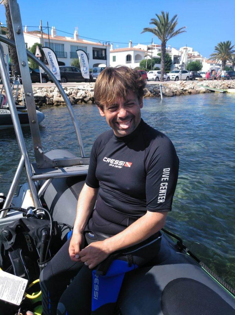 Div8 | Une Plongée En Pleine Réserve Marine ? Diving Fornells Sans Hésiter | Bons Plans Minorque