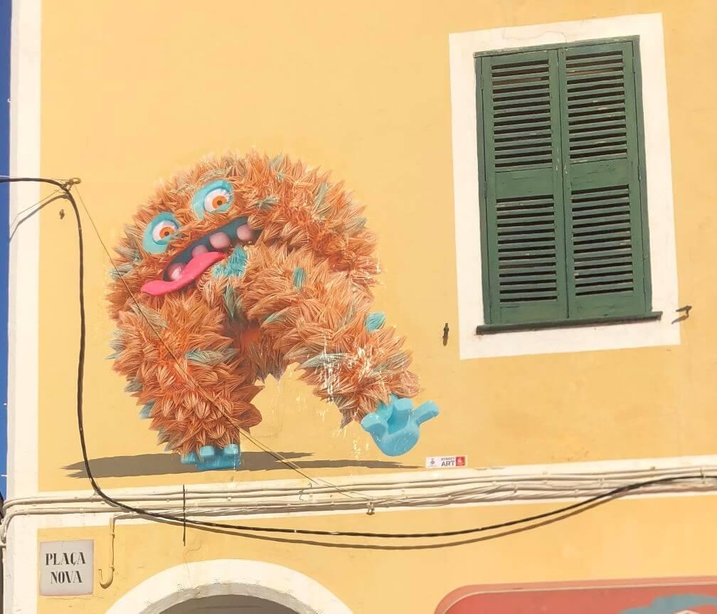 Street Art Ciutadella