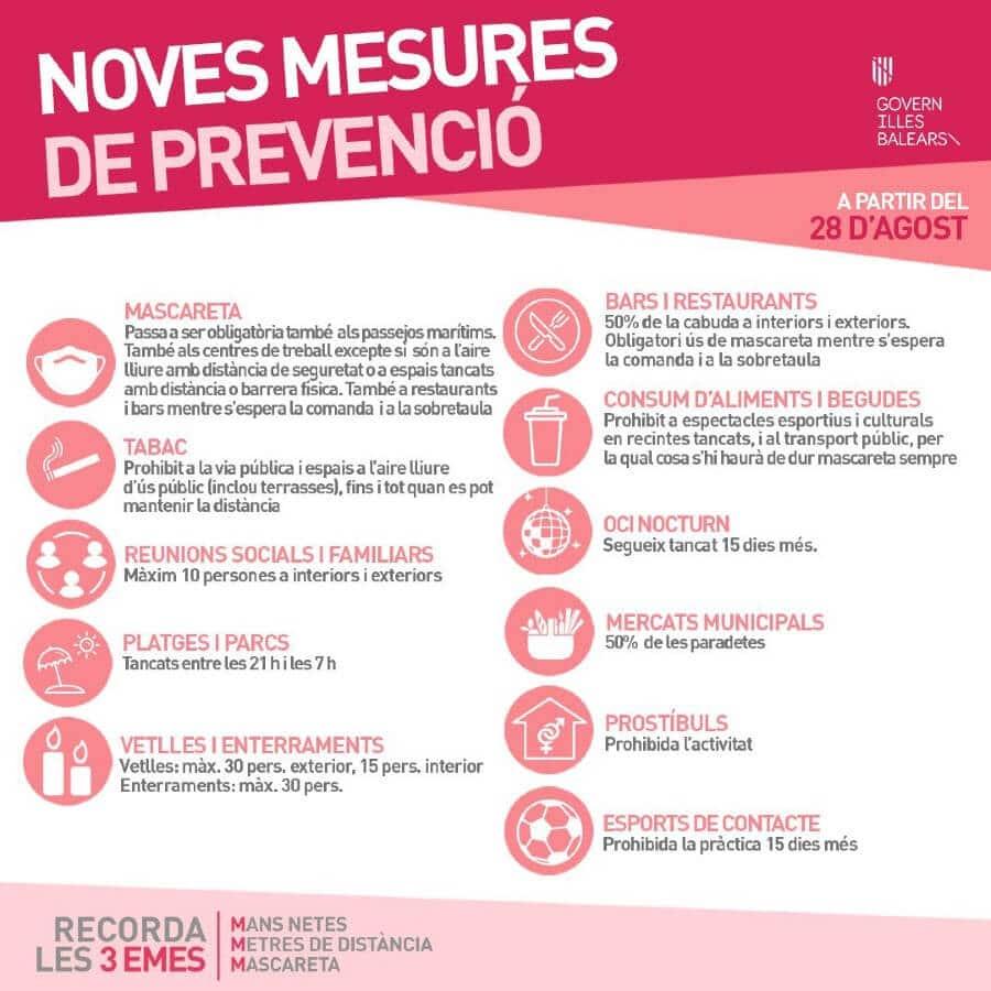 Prevenció Menorca