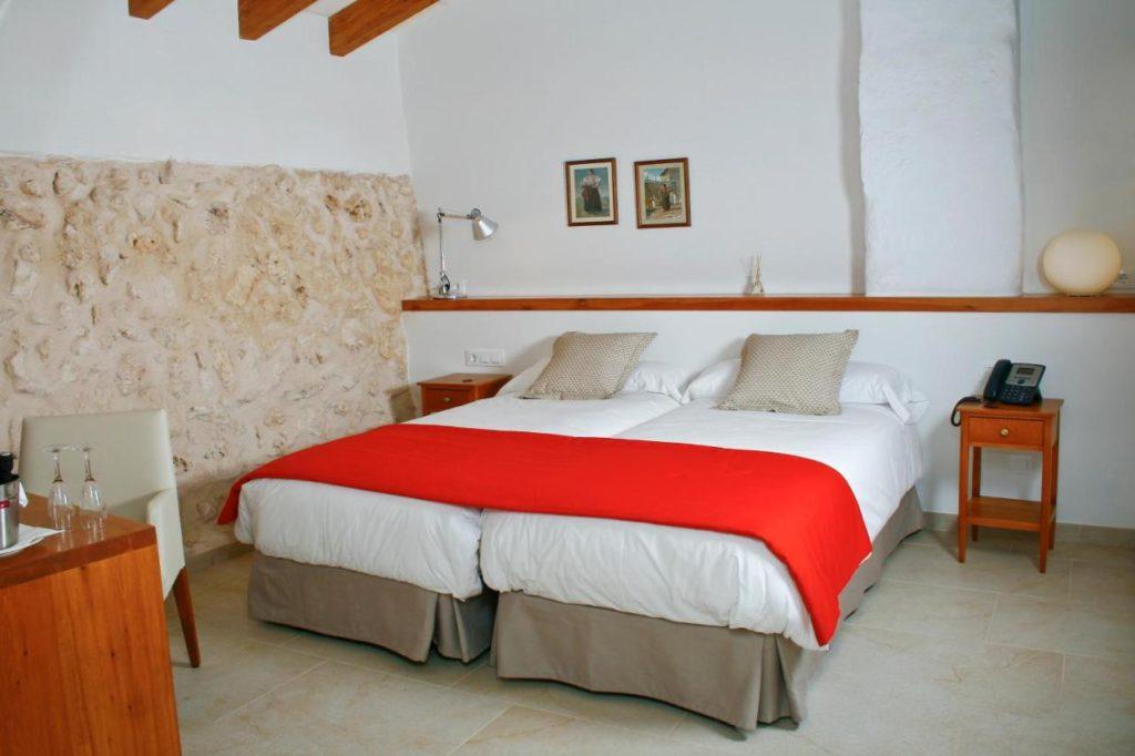 Hotel Rural Binigaus Vell, Le Luxe En Toute Simplicité