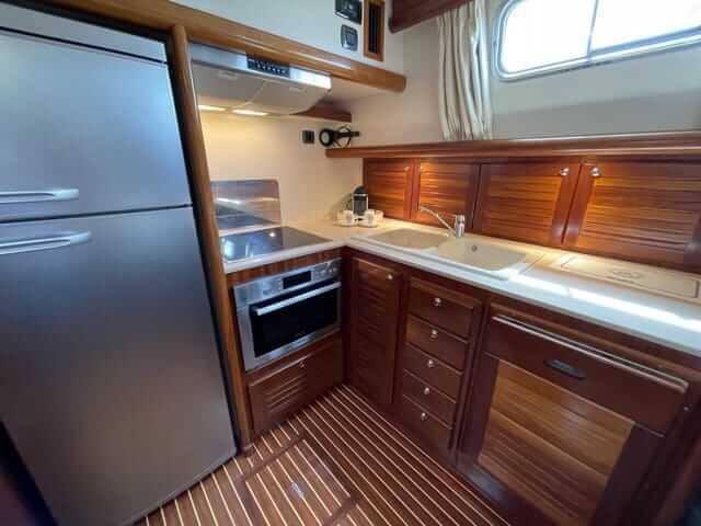 Yacht Minorque 4