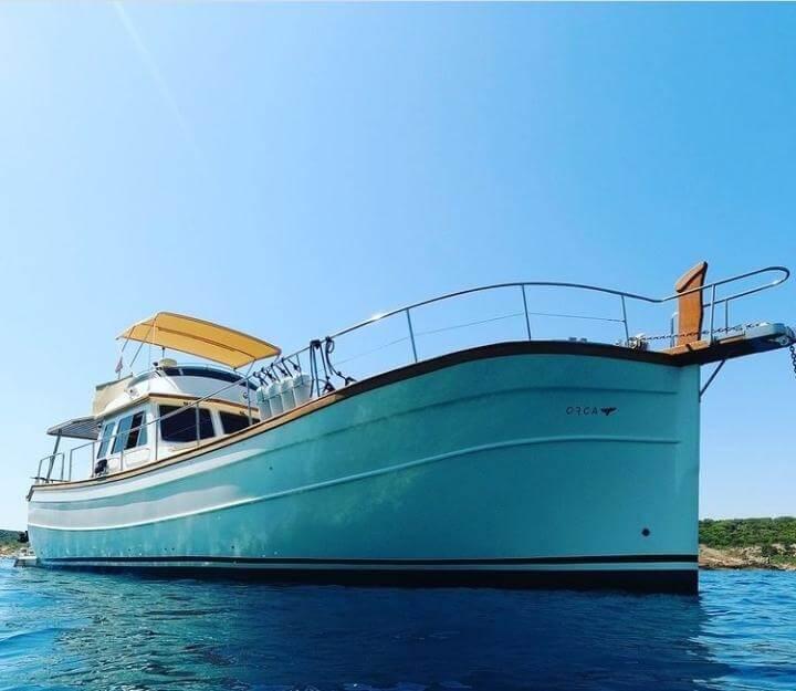 Yacht Minorque 5